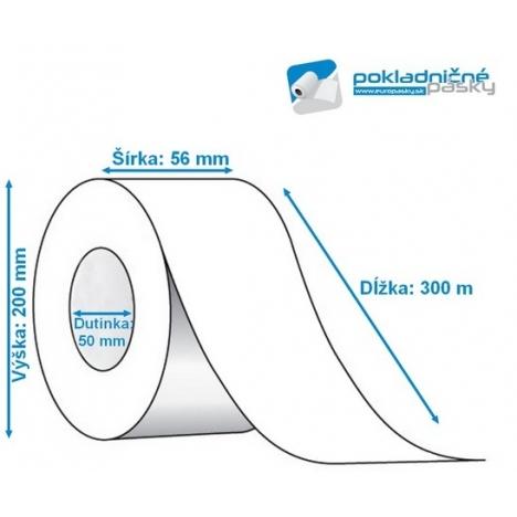 Termo páska 56/200/50 100gr.