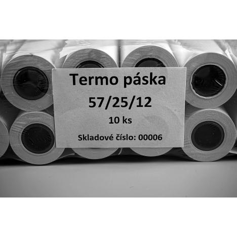 Termo páska 57/25/12