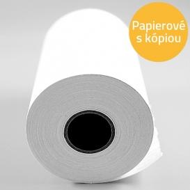 Papierové pásky 57/60/17 intus
