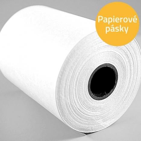 Papierové pásky  57/60/17 NCR1+1