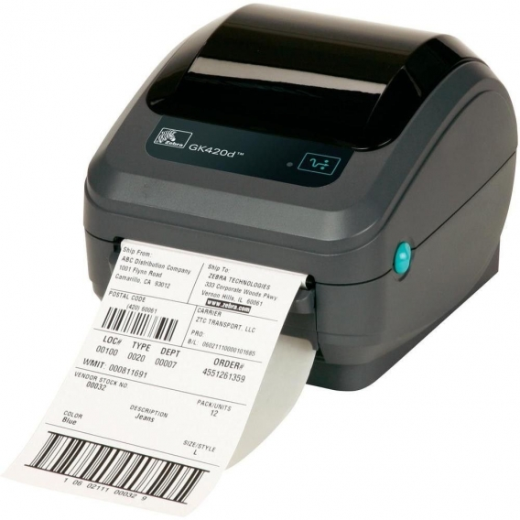 Termo samolepiace kuriérske etikety 100x150